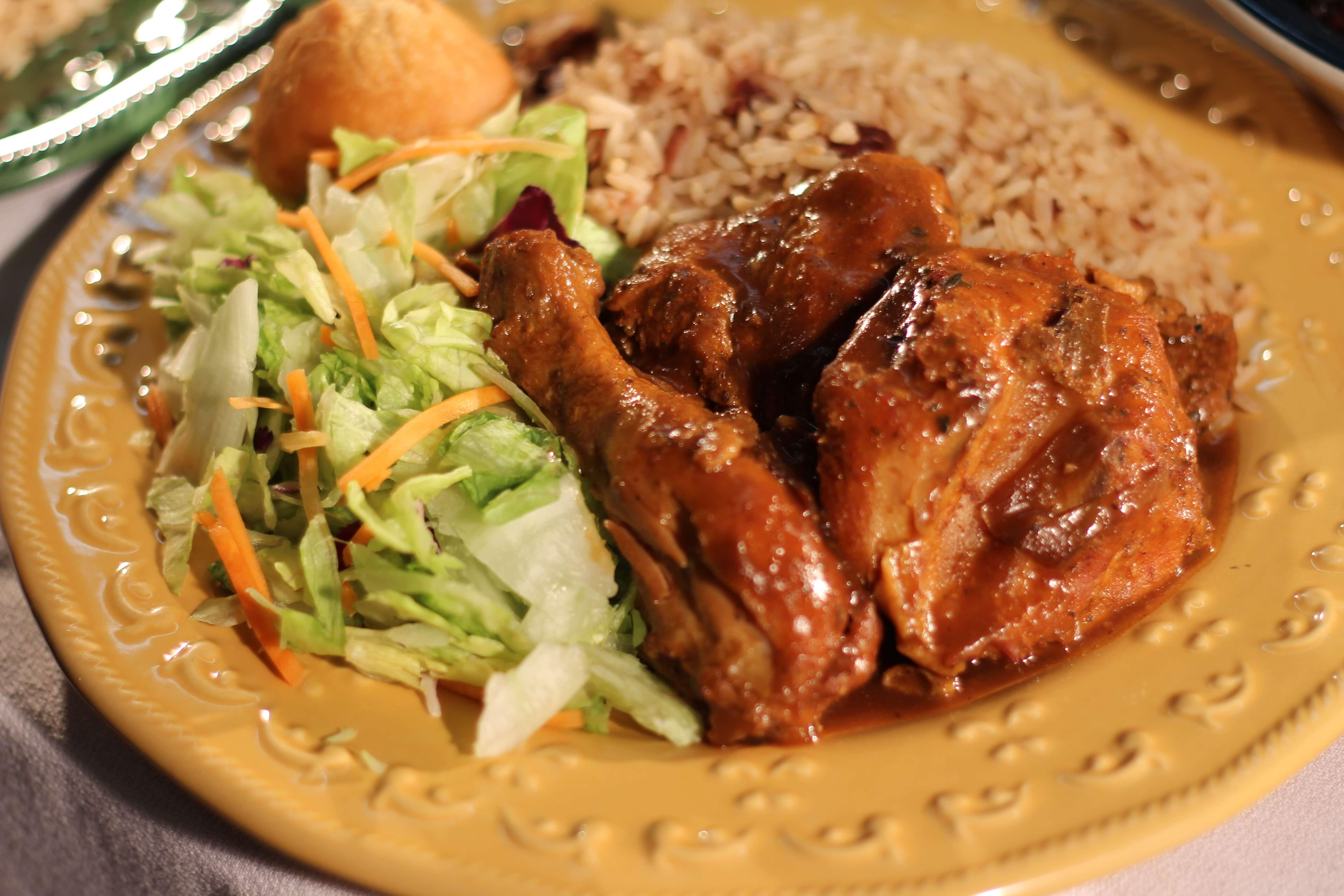 Chicken Pasta Salad Brown Stew Chicken Caribbean Brown Stewed Chicken