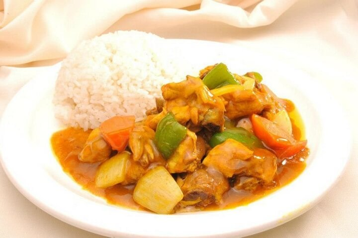 ... is another one of my favorite chicken recipes, Caribbean Chicken