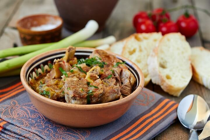 Barbadian Stewed Lamb Chops - Taste the Islands