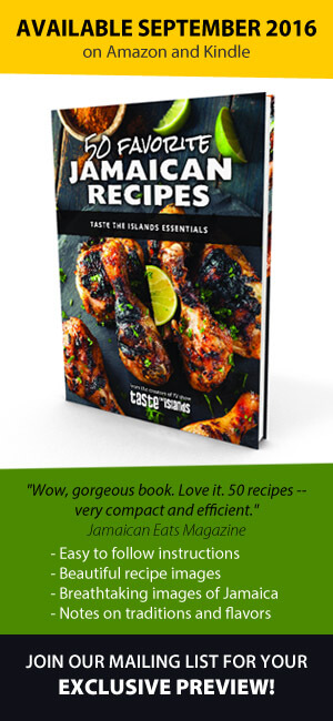 Get the preview of 50 Favorite Jamaican Recipes Cookbook