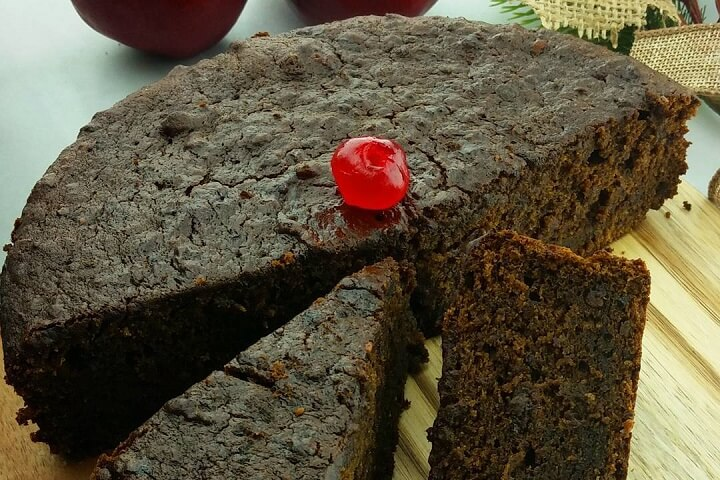 How To Make Christmas Black Fruit Cake