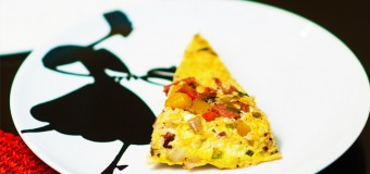 Jerk Turkey Pumpkin Frittata