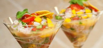 Snapper Ceviche – Chef Irie's Version