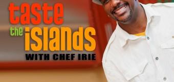 Meet Chef Irie