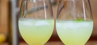 Chef Irie's Special Cucumber Lemonade