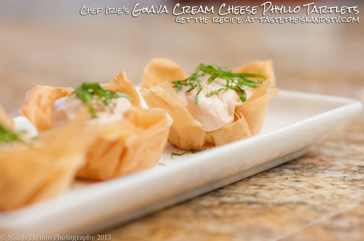Taste-the-Islands-Guava-Cream-Cheese-Phyllo-Tartlets
