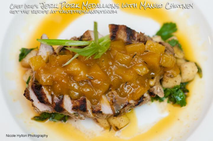 Chef Irie's Jerk Pork Recipe