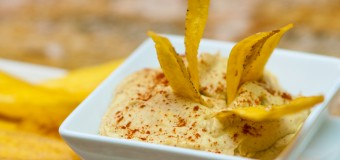 Ripe Plantain & Cream Cheese Dip