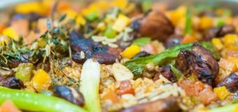 Chef Irie's Trinidadian Chicken Pelau