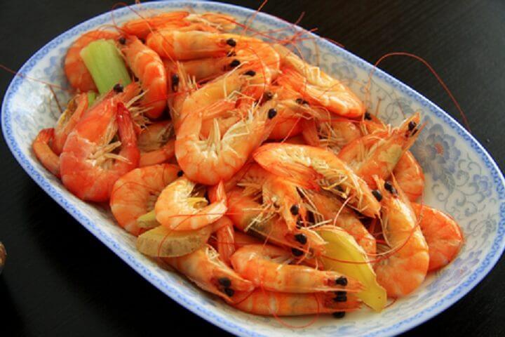 Taste the Islands Jamaican Peppered Shrimp