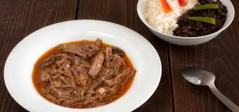 Cuban Ropa Vieja (Shredded Beef)