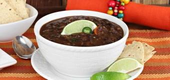 Black Bean Soup (Frijoles Negros)