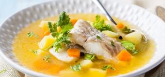 Jamaican Fish Tea – A Light Soup