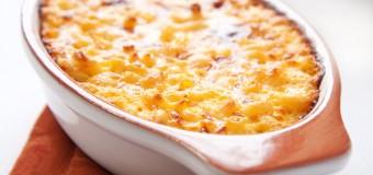 Barbadian Macaroni Pie