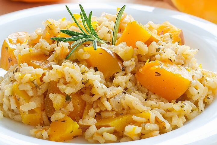 Caribbean Seasoned Rice - Caribbean Pumpkin Recipes