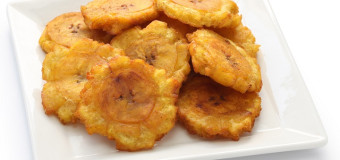 Tostones – Fried Green Plantains