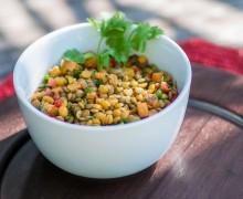 Chef Irie's Lentil Salad Recipe