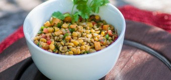 Chef Irie's Lentil Salad Recipe