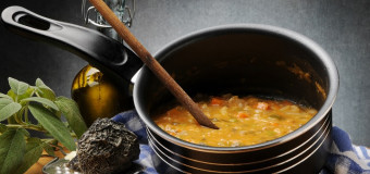 Gungo Peas Soup (Pigeon Pea Soup)