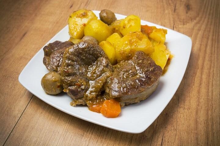 Trinidadian Beef Stew - Caribbean Stew Recipes