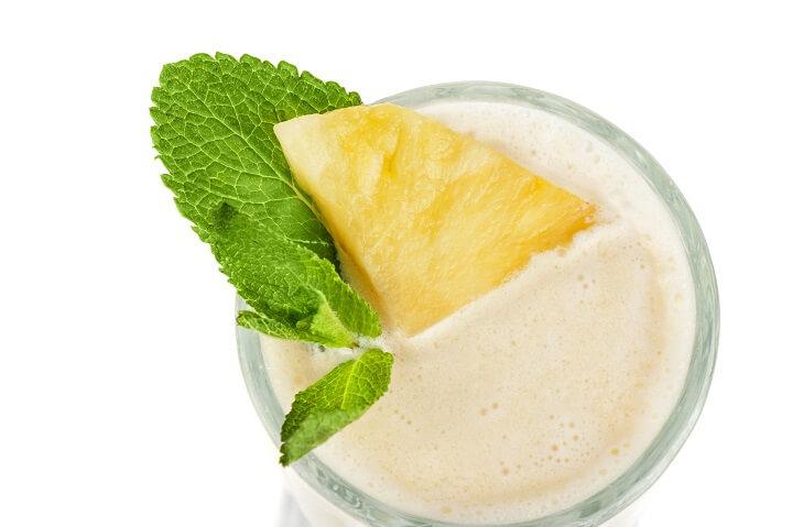Haitian Pineapple Nog - Pineapple Recipes