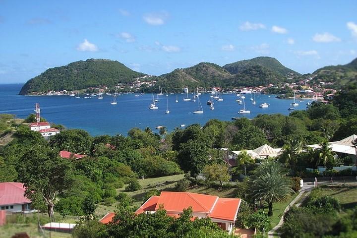 Caribbean vacation spots - Îles des Saintes, Guadeloupe