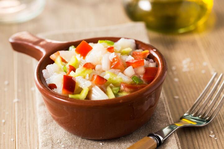 Chiquetaille de Morue recipe - Caribbean Appetizers