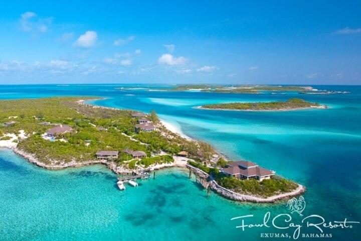 Caribbean vacation spot Fowl Cay Bahamas