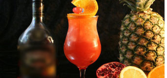 Planter's Punch – Bahamian Cocktail