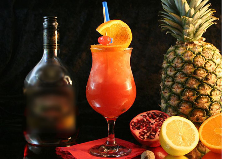 Planter's Punch - Cocktails