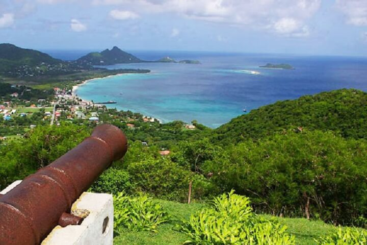 Caribbean vacation spot - Carriacou in the Grenadines