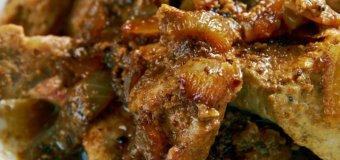 Cuban Sautéed Pork (Montuno)