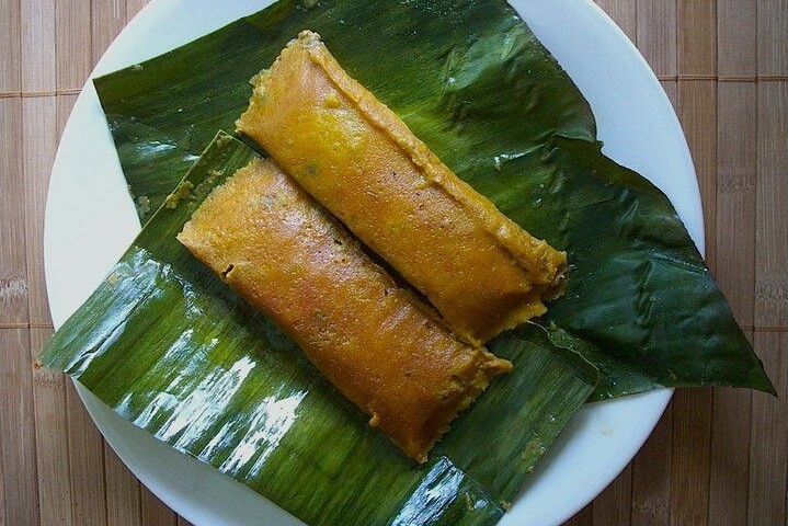 Puerto Rican Guanimes Plantain Rolls Taste The Islands
