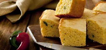 Pain de Mais (Haitian Corn Bread)