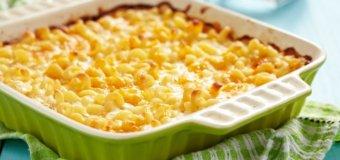 Macaroni au Gratin (Haitian Baked Mac & Cheese)