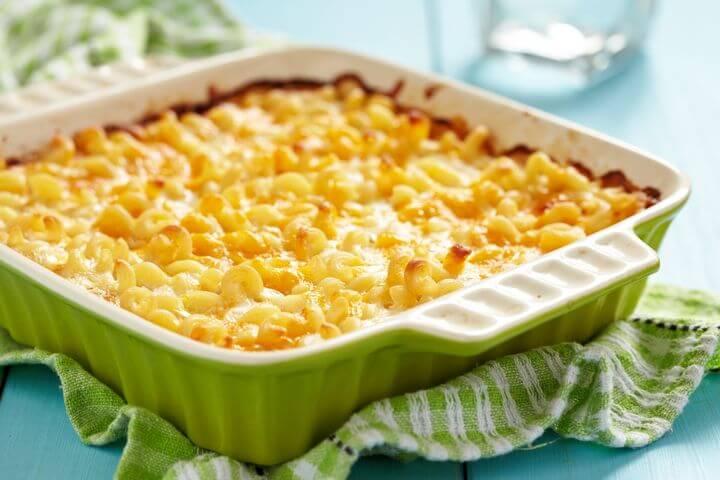 Macaroni au Gratin - Haitian Baked Macaroni and Cheese - Caribbean Recipes - Haitian Recipes