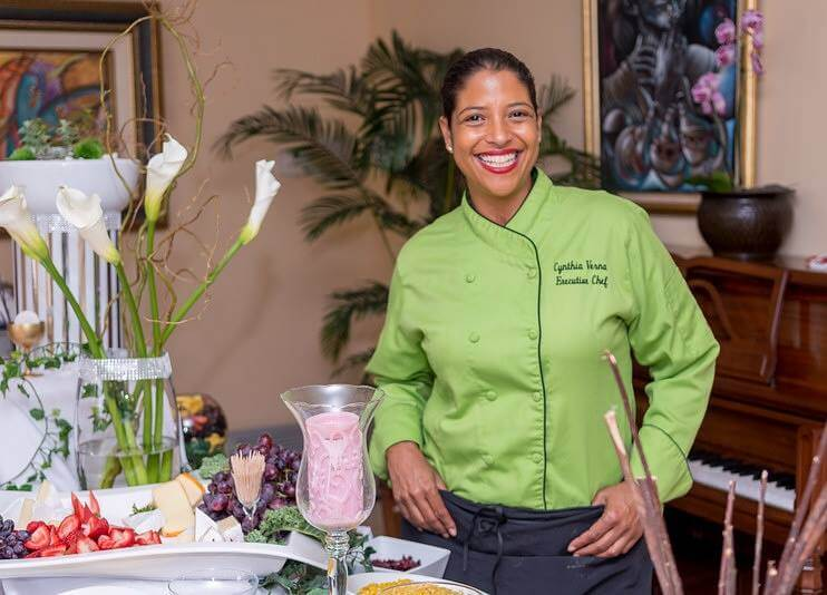 "Cynthia ""Chef Thia"" Verna - Caribbean Chef - Haitian Chef"