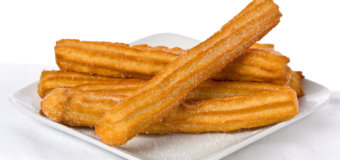 Churros – Cuban Sweet Breadsticks