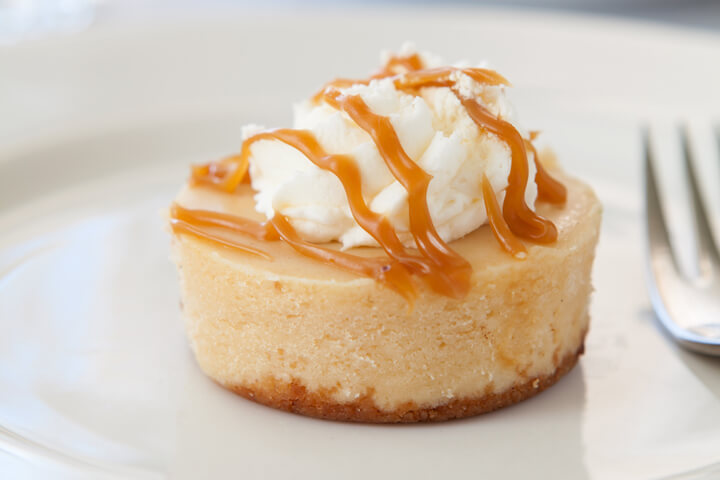 Guava Cheesecake - Cuban Recipes - Caribbean Recipes