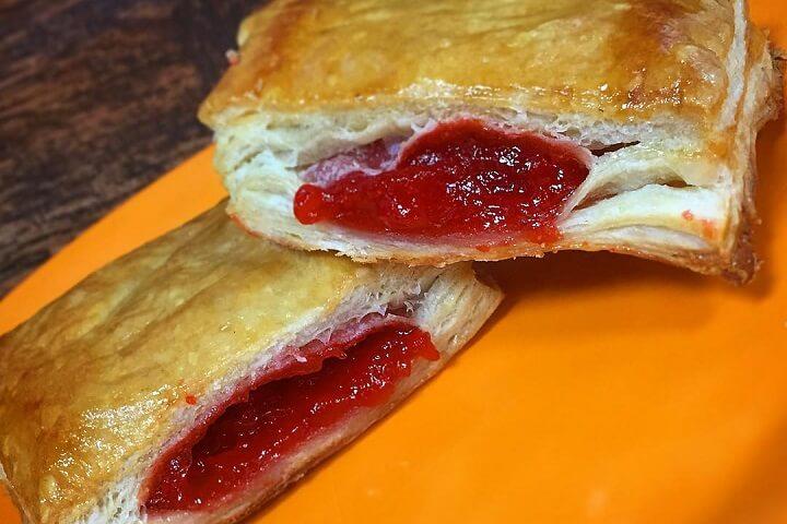 Guava Pastelitos - Guava Breakfast Pastries - Cuban Recipes- Caribbean ...