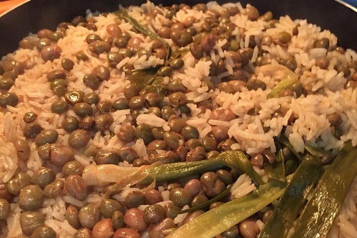 Gungo Peas and Rice | Jamaican Holiday Recipes | Caribbean Holiday Recipes