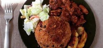 Kabritu Stoba (Bonaire Goat Stew)