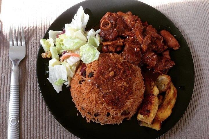 Kabritu Stoba - Bonaire Goat Stew - Caribbean Recipes
