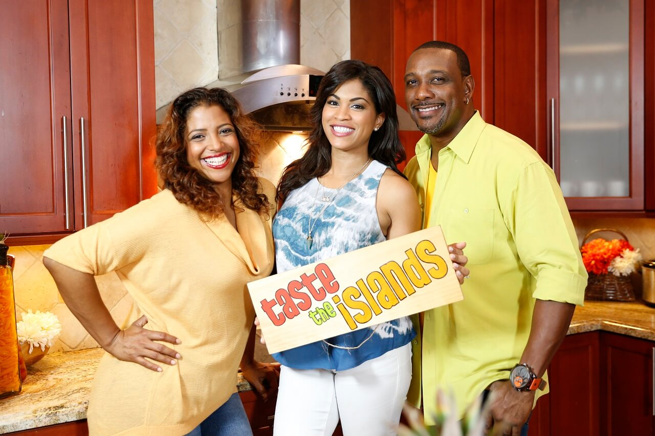 Taste the Islands Season 2 with Chef Thia, Lisa Lee and Chef Irie