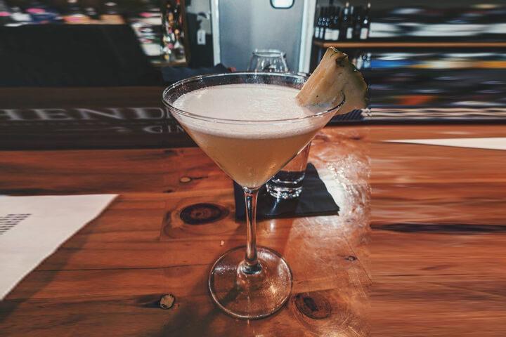 Haitian Jacmel Cocktail