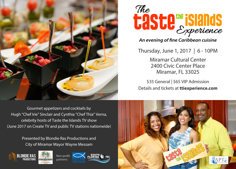 The Taste the Islands Experience 2017