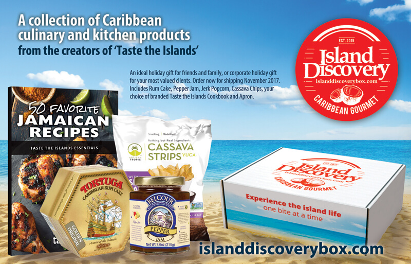 The Island Discovery Holiday Box 2017