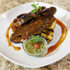 Chef Irie's Grilled Lamb Chops in Guava Mint Sauce