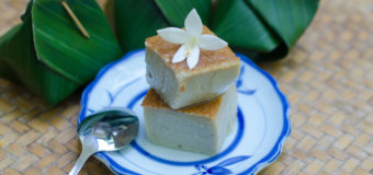 Tembleque (Puerto Rican Coconut Pudding)