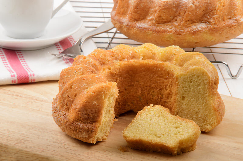 Cuban Rum Cake - Cake de Ron - Cuban Recipes - Caribbean Recipes